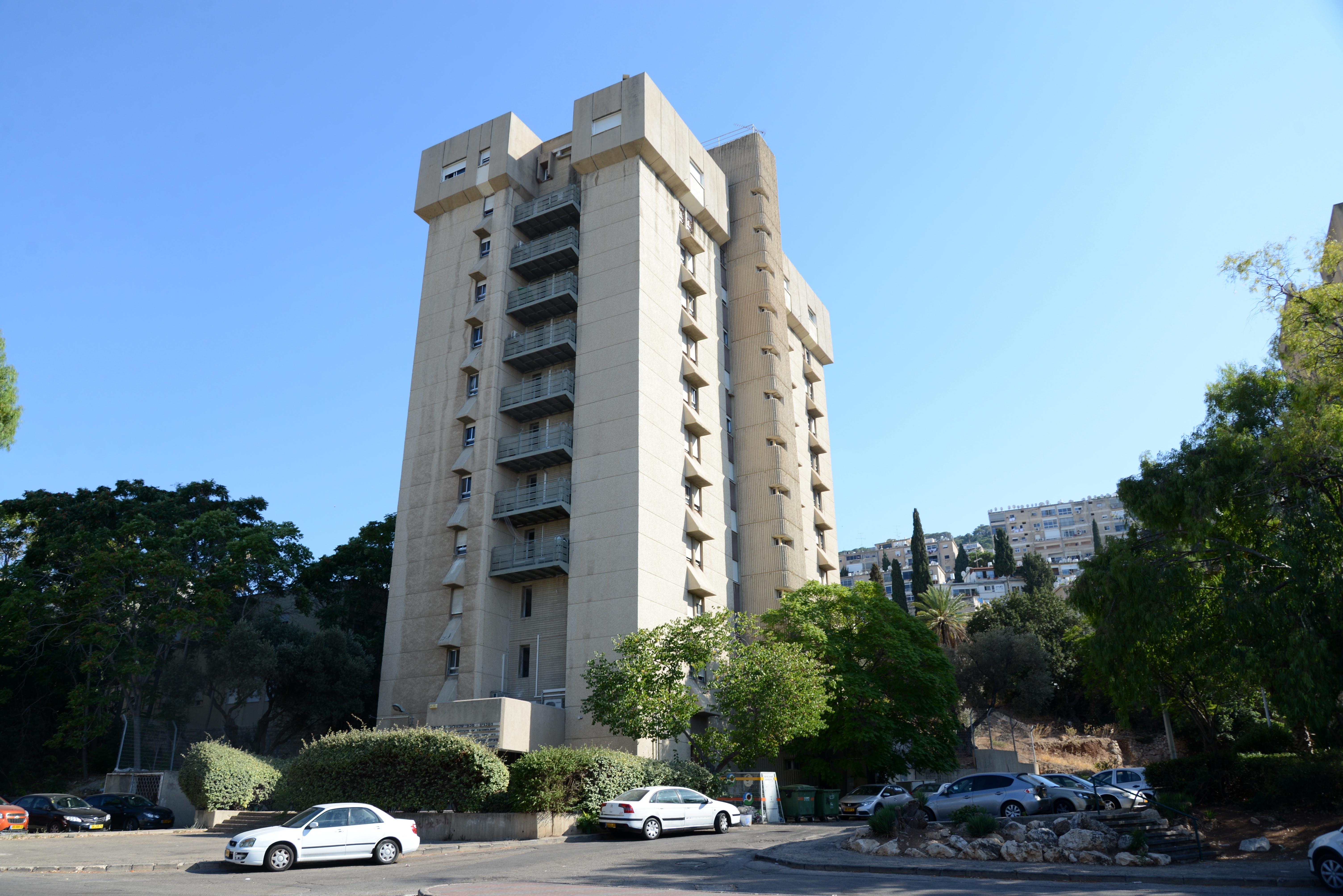 טוב מאוד פרויקט מעונות הסטודנטים בחיפה | בנה יזמות ובניה JX-01